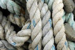 Rol van kabel Royalty-vrije Stock Foto