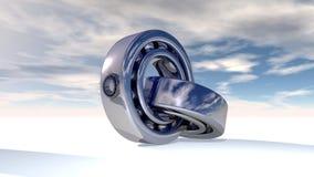 Rolamento de esferas Imagens de Stock