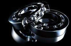 Rolamento de esferas Imagem de Stock Royalty Free