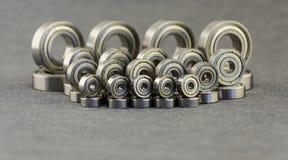 Rolamento do metal Peças sobresselentes para a maquinaria foto de stock
