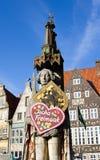 Roland Bremen Stock Image