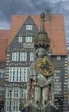 Roland bremen statue Stock Photo