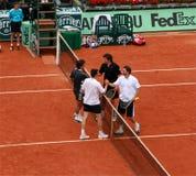 Roland Garros 2008 Images libres de droits