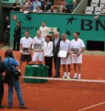 Roland Garros 2008 Royalty Free Stock Images