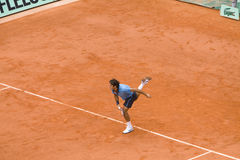 Roland Garros 2009 Royalty Free Stock Photo