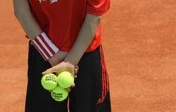 Roland Garros 2010 - the atmosphere Royalty Free Stock Photography