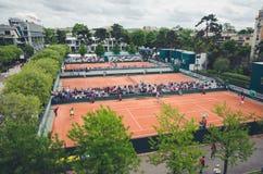 Roland Garros Stockfoto