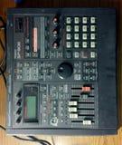 Roland SP 808 sampler Royalty Free Stock Image