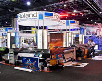 Roland Stall 03 - Sign Africa Stock Photo