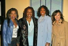 Rolanda Watts C.C.H. Pounder, Dawnn Lewis, Nicole Lyn, H-på ett pund för C C, C.C.H. Pounder, Cch på ett pund royaltyfri foto