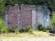 ROLAVA, TSCHECHISCHE REPUBLIK, AM 23. OKTOBER 2013: Ehemaliges Kriegsgefangenenlager Stockfotos