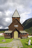 Roldal, Norway stock photography