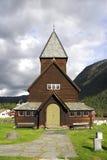 Roldal, Norwegen Stockfotografie