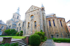 Rolduc abbey and cloister complex Royalty Free Stock Image