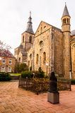 Rolduc - Medieval Abbey In Kerkrade, Netherlands Royalty Free Stock Image