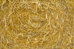 Role straw Royalty Free Stock Photography