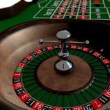 Roleta de Vegas Imagens de Stock Royalty Free