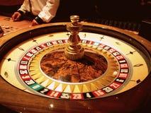 Roleta no casino de Las Vegas Imagens de Stock