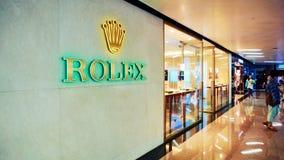 rolex arkivfoto