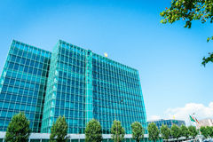 The Rolex Building - Geneva Royalty Free Stock Photography