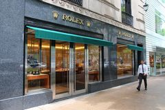 Rolex Stock Images