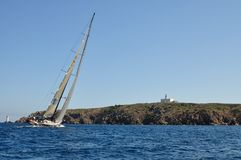Rolex Cup 2011 royalty free stock image