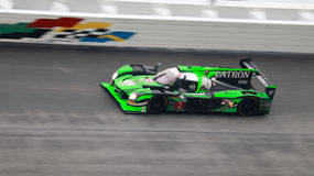 Rolex 24 at Daytona International Speedway on January 30th 2017. This image was taken at Rolex 24 in Daytona International Speedway in Florida stock images