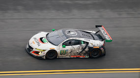 Rolex 24 at Daytona International Speedway on January 30th 2017. This image was taken at Rolex 24 in Daytona International Speedway in Florida stock photos