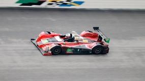 Rolex 24 de Internationale Speedwaybaan van Daytona, 30 Januari 2017 Stock Foto