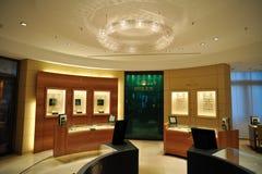 Rolex entreposé dans l'aéroport de Francfort Photographie stock