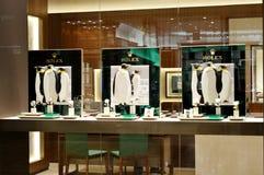 Rolex Showroom Stock Photos