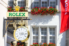 Rolex Stock Photography
