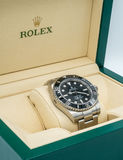 Rolex submariner, no date, watch Stock Images