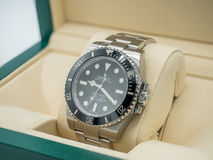 Rolex submariner, no date, watch Stock Photography
