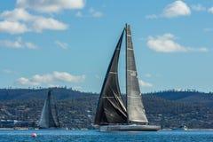 2015 Rolex Sydney aan Hobart Yacht Race Stock Foto's