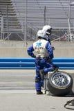 AM Rolex van de Bemanning van de kuil @ Grote @Mazda Laguna Seca van Rassen stock foto's