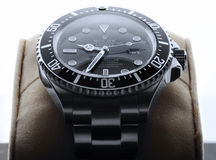 Rolex wristwatch Royalty Free Stock Image