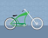 Rolig cykel Royaltyfria Bilder