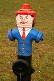 Rolig hydrant royaltyfria foton