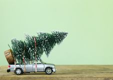 Rolig julsammansättning arkivfoto