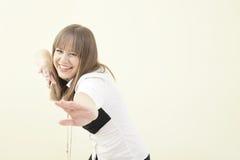 rolig karate Fotografering för Bildbyråer