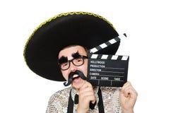 Rolig mexikan royaltyfri fotografi
