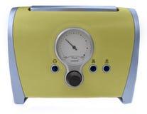 rolig retro toaster Fotografering för Bildbyråer