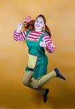 Roliga Pippi Royaltyfri Fotografi
