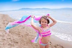 Roliga sommarsemestrar Royaltyfri Foto