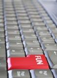 roligt key tangentbord Arkivbilder
