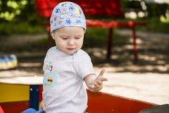 Roligt spela för unge Royaltyfri Foto