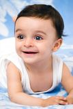 roligt trevligt litet för pojke Royaltyfri Fotografi