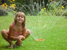 roligt vatten Arkivfoto