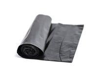 Rolka czarne grat torby Obraz Stock